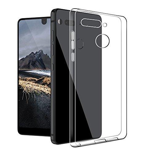 143315cfc72 Feitenn Essential Phone de pH 1 Funda, Premium TPU Delgado de Alto  Rendimiento - Doble