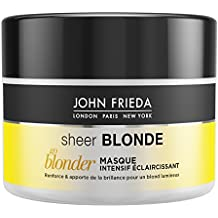 JOHN FRIEDA Sheer Blonde Go Blonder Masque Intensif Éclaircissant 250 ml