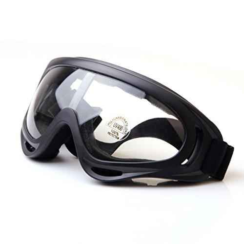 Butterme Außen Jagd Radfahren Skifahren Airsoft X400 Winddicht Staubdicht Schutz taktisch Brille Motorrad Glas Transparent