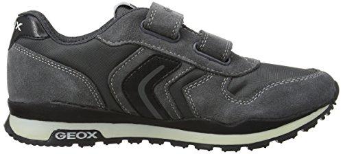 Geox J4215A Sneakers Boy Grau (c9002)