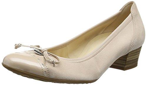 Gabor Shoes Comfort, Scarpe con Tacco Donna Beige (skin 30)