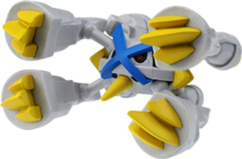 Takaratomy Official Pokemon X & Y SP-36 Shiny Mega Metagross Action Figure