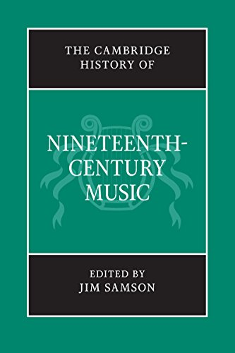 Download e book for ipad music an appreciation bb music by get the cambridge history of nineteenth century music the pdf fandeluxe Choice Image