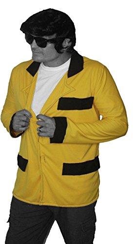 Rock N Roll Teddy Boy Jacke Kostüm Drapes Rockerbilly (Kid Kostüm Billy The)