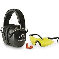 Walkers Game Ear EXT Plugs Safety Combo Kit, Black, left/Right by GSM LLC preisvergleich bei billige-tabletten.eu