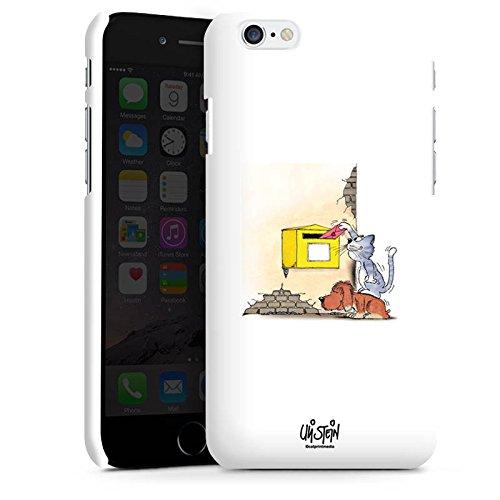 Apple iPhone X Silikon Hülle Case Schutzhülle Uli Stein Fanartikel Merchandise Cartoons Premium Case matt