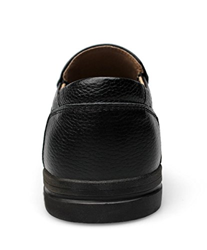 TDA , Sandales Compensées homme Noir