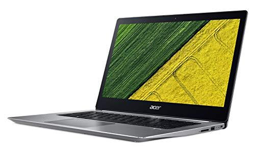 "Acer Swift SF314-52-33GP 2.7GHz i3-7130U Intel Core i3 di settima generazione 14"" 1920 x 1080Pixel Argento Computer portatile"
