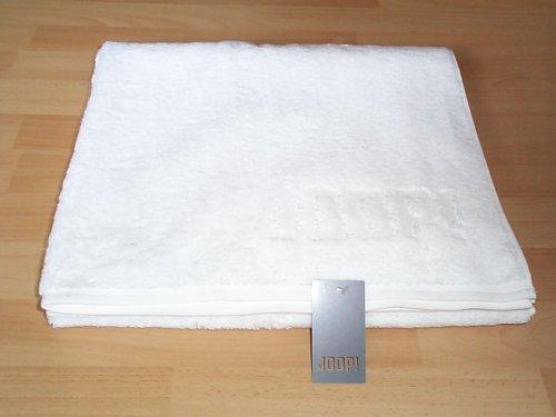 Joop Tinta Unita telo doccia FB. 600-Bianco-80x 150cm