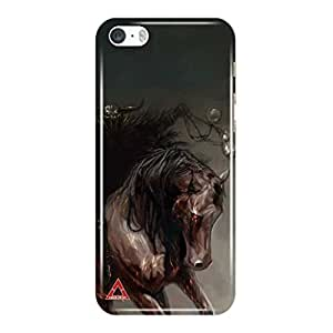 a AND b Designer Printed Mobile Back Cover / Back Case For Apple iPhone 5 / Apple iPhone 5s (5S_3D_3541)