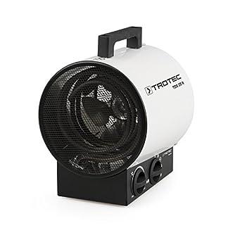 TROTEC Calefactor eléctrico TDS 20 R (max. 3 kW)