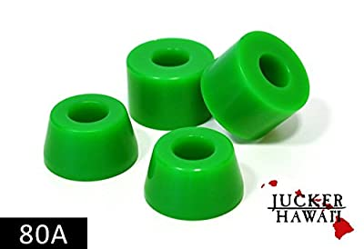 JUCKER HAWAII Longboard Bushings / Lenkgummis 80A grün