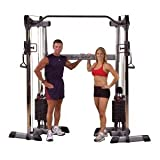 Body-Solid GDCC-200 Functional Training Center Multi-Kabelzug Cable Crossover (2 x 95kg...