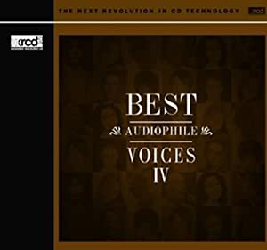 JAZZ CD, Best Audiophile Voices Vol.4[XRCD] Salena Jones, Noon ETC Various Artists[002kr]