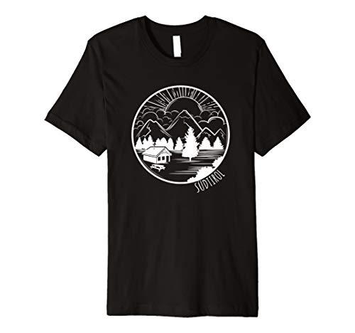 Südtirol T-Shirt Geschenk Wandern Berge Tirol
