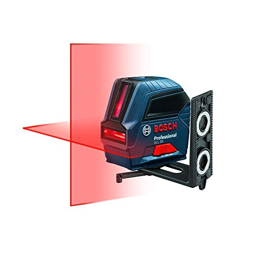 Bosch GLL 50-RT Self-Leveling Cross-Line Laser -