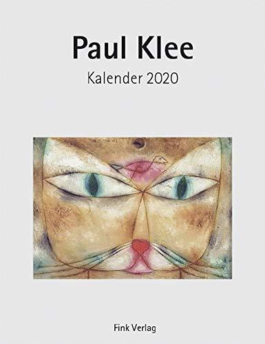 Paul Klee 2020: Kunst-Einsteckkalender