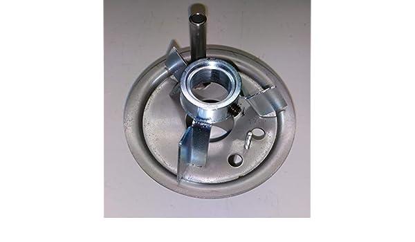 Buderus 5883884 Syst/ème de m/élange 1,2 HP pour Buderus BRE 1,2 Convient pour les fioul sans soufre
