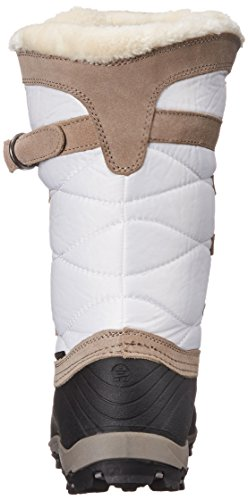 Kamik Snowvalley, Bottes et bottines à doublure chaude femme Blanc - Weiß (WH2-WHITE)