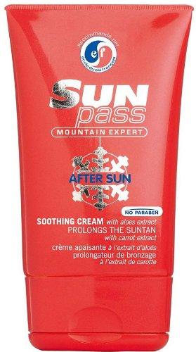 Sunpass - CREME APAISANTE APRES SOLEIL - Prolongateur Bronzage