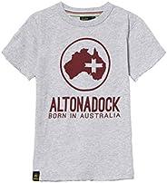 Altonadock Camiseta de algodón Suave