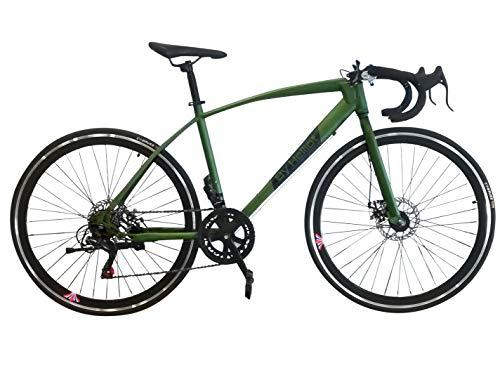 Helliot Bikes Ruzafa 02 Bicicleta de Carretera Urbana, Adultos Unisex,...