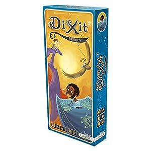DIXIT Expansión - Todas las expansiones disponibles - Dixit Journey (Libellud DIX05ML)