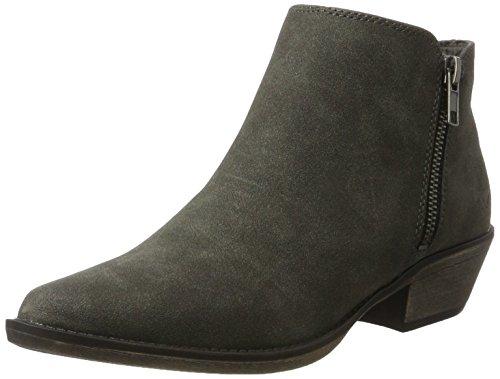 Rocket Dog Damen Akron Cowboy Stiefel, Grau (Charcoal), 37 EU (Cowboy Womens Boots)