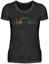 Männer Regenbogen Unterhose LGBT Slip Shorts Gay Unterwäsche Schwarz M L XL XXL