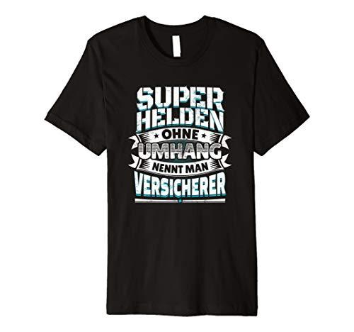 Cooles Versicherer Geschenk Beruf Versicherung Kollege Shirt