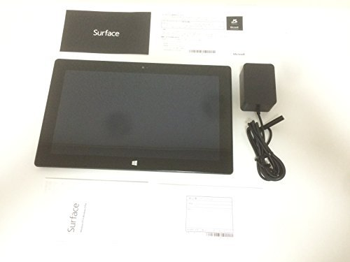 Microsoft Surface RT 7XR-00030 Tablet (32GB, 10.6 inches, Wifi) Black, 2GB RAM Price in India