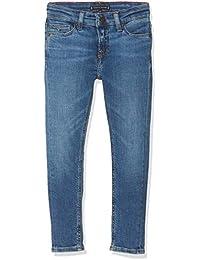 Tommy Hilfiger Simon Skinny Glfbst Jeans para Niños