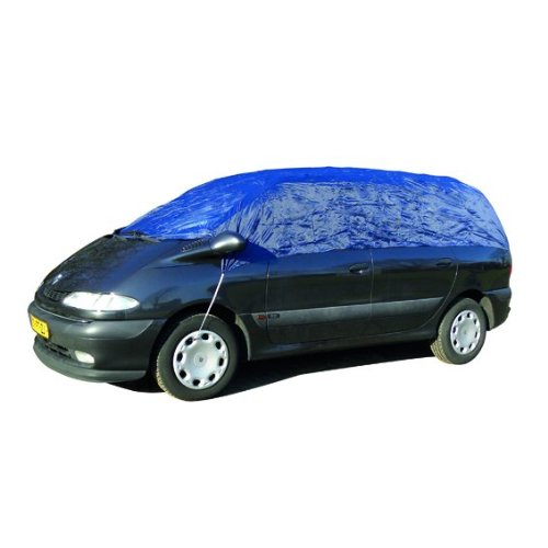 Preisvergleich Produktbild Carpoint 1723287 Halbgarage Polyester MPV-M