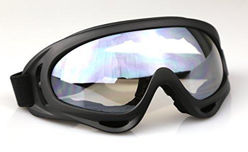 ATO KB2 Black Kinder Motocrossbrille Motorradbrille