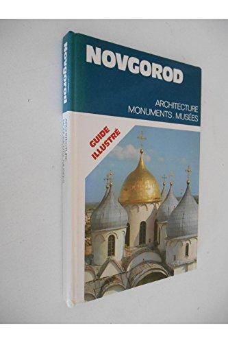 Novgorod architecture monuments musées / Collectif / Réf32367 par  Collectif (Relié)