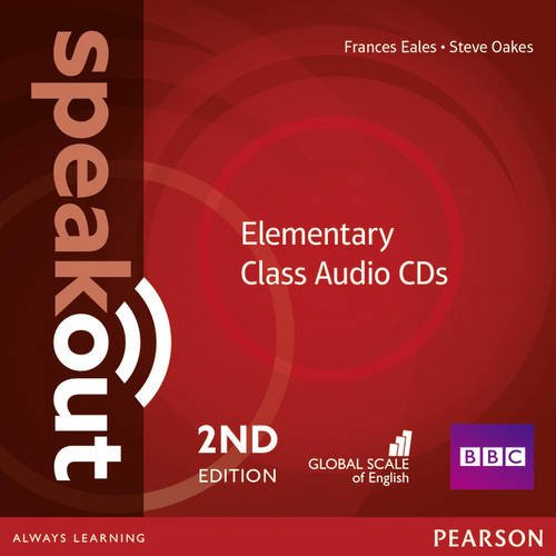 Speakout. Elementary. Per le Scuole superiori. Class CDs Audio