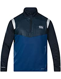 Canterbury of New Zealand Vaposhield 1/4 Zip Poly Knit Haut Homme