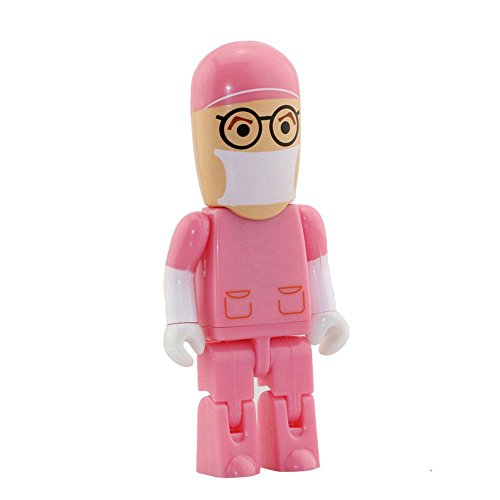 16GB rosa ärzte modell memory stick usb - stick usb flash drive pen - drive 8gb pendrives flash card u festplatte, usb - laufwerk usb - flash - festplatte (Usb-festplatte Rosa)