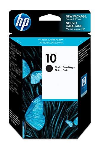 HP 10 Original Druckerpatrone (für HP Business Inkjet, HP Designjet) schwarz -