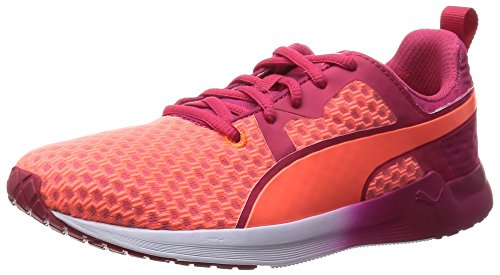 Puma Pulse Xt Core, Chaussures de fitness femme Fluo Peach/Rose Red/White