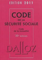 Code de la sécurité sociale 2011 : Code de la mutualité
