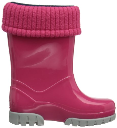 ... Toughees Shoes Roll Top Welly, Bottes mixte enfant Rose - rose