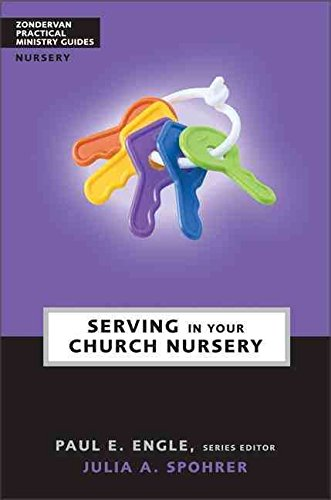[(Serving in Your Church Nursery)] [By (author) Julia A. Spohrer Brown] published on (July, 2003)