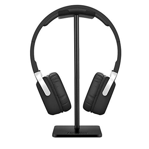 Gaming-earset (Ben-gi Headset-Halter-Kopfhörer-Standplatz-Einfassung Kopfhörer Stütz Bar Basis Earset Earbud Aufhänger für alle Größe Kopfhörer)