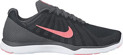 big sale 1a178 6b900 Nike Damen WMNS Season Tr 6 Fitnessschuhe Mehrfarbig (Black Lava Glow-Dark  Grey
