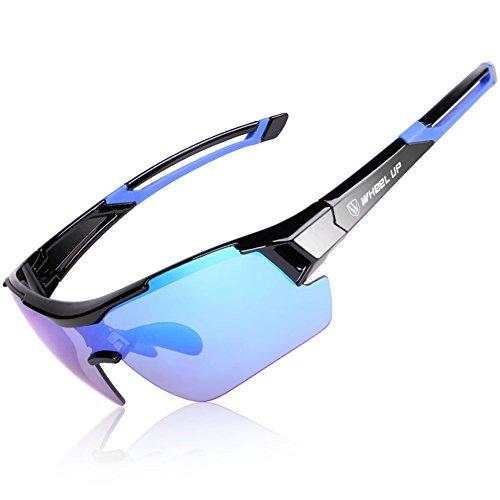 CYNDIE Tragbare Polarisierte Sportbrille Windundurchlässige Ultraviolette Radbrille Beweis-Reitschutzbrillen