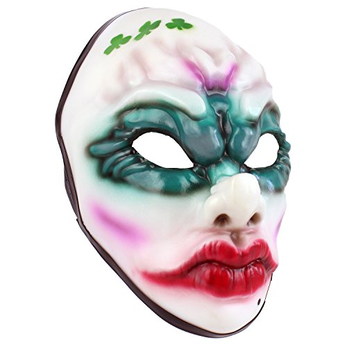 gaya-entertainment-ge3266-payday-2-face-mask-clover