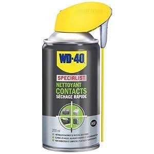 WD40 60573 Spécialiste Nettoyant Contact