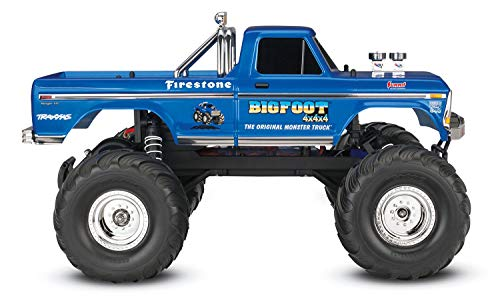 Traxxas Bigfoot No.1 Brushed 1:10 RC Modellauto Elektro Monstertruck Heckantrieb RTR 2,4 GHz