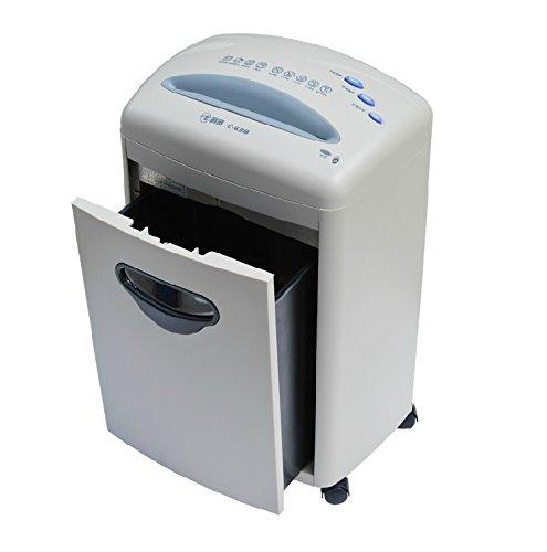 Libina 638 Granulat Büro Haushalt Aktenvernichter Mode Aussehen mit Brieföffner Klammer Gerade Schneidemaschine